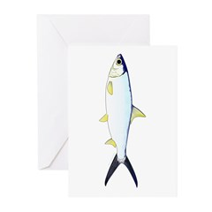 Milkfish Greeting Cards