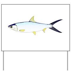 Milkfish Yard Sign