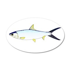 Milkfish Wall Decal