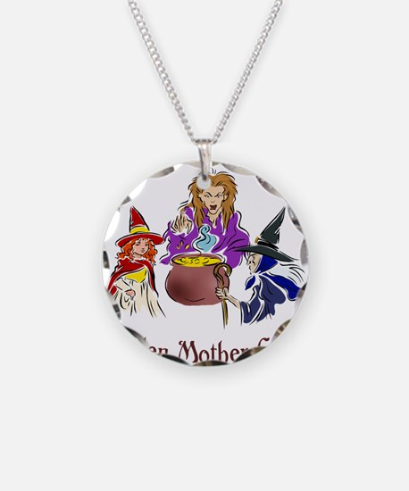 Maiden Mother Crone Necklace
