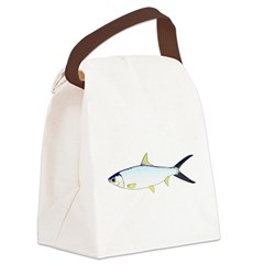 Milkfish Canvas Lunch Bag