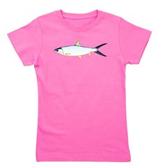 Milkfish Girl's Tee