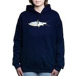 Milkfish Women's Hooded Sweatshirt
