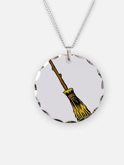 Besom/Broom Necklace