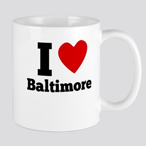 I Heart Baltimore Mugs