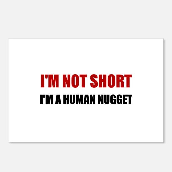 Not Short Human Nugget Postcards (Package of 8)
