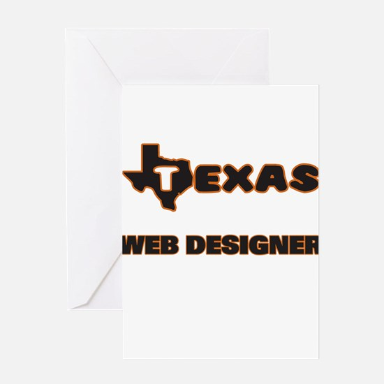 Texas Web Designer Greeting Cards