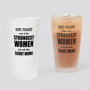 Scout Moms Drinking Glass