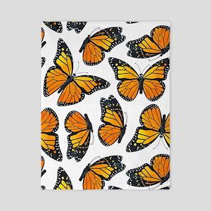 Monarch Butterfly Pattern Twin Duvet