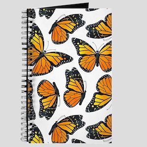 Monarch Butterfly Pattern Journal