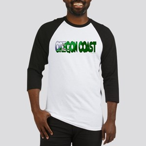 Oregon Coast Baseball Jersey