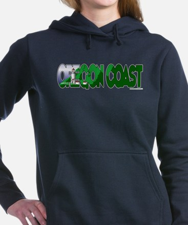 Oregon Coast Women's Hooded Sweatshirt