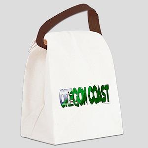 Oregon Coast Canvas Lunch Bag