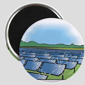 i farm solar power Magnet