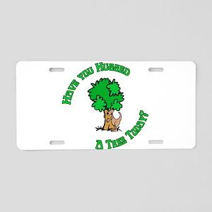 Have You? Kangaroo Aluminum License Plate