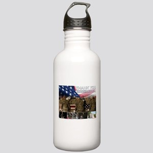 Memorial Day Stainless Water Bottle 1.0L