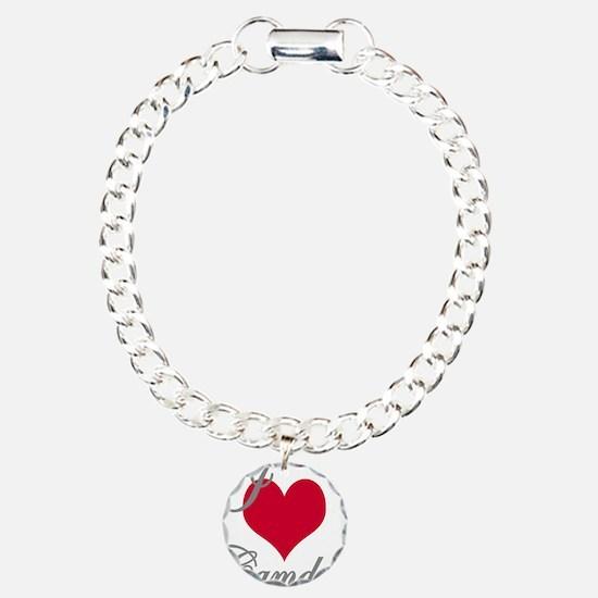 I love (heart) Camden Bracelet