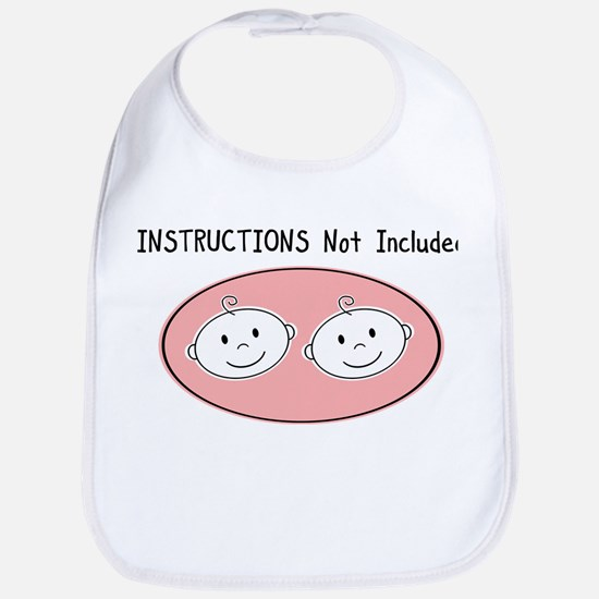 INSTRUCTIONS twins Bib