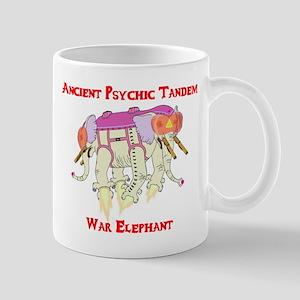 Ancient Psychic Tandem War Elephant Mug
