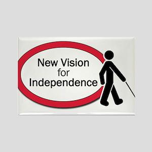 New Vision logo Magnets