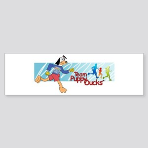 Team Puppyducks Bumper Sticker