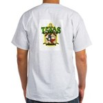 Texas Carboys - Back Green Logo T-Shirt