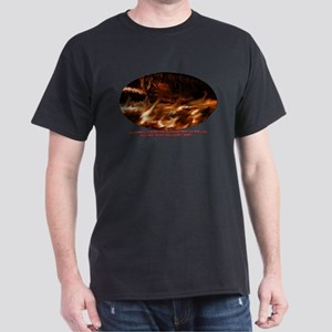 Bajoran Fire Cave - Bajor Dark Shirt T-Shirt