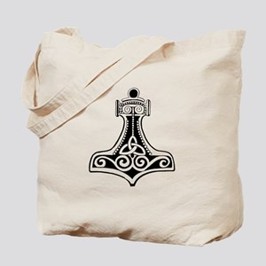 Thors Hammer Tote Bag