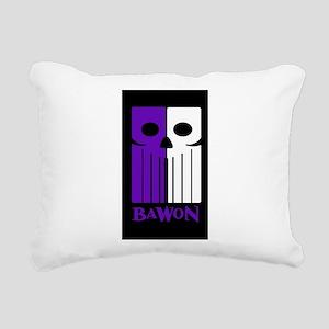 Bawon Rectangular Canvas Pillow