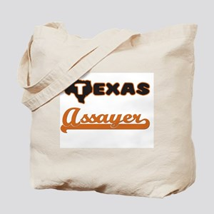 Texas Assayer Tote Bag