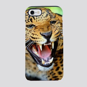 Growling Leopard iPhone 7 Tough Case
