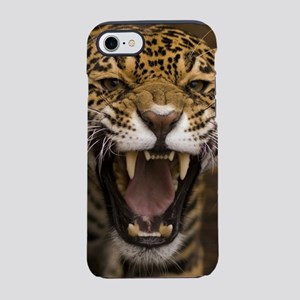 Growling Jaguar iPhone 7 Tough Case