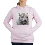 DisappearingTigerWhLG2 Women's Hooded Sweatshirt