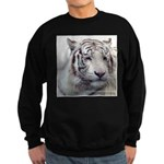 DisappearingTigerWhLG2 Sweatshirt