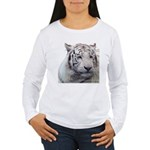 DisappearingTigerWhLG2 Long Sleeve T-Shirt