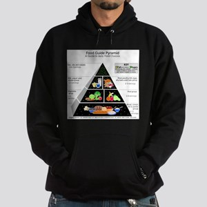 Food Pyramid Hoodie