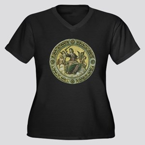 Justice by Raphael Plus Size T-Shirt