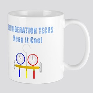 Refrigeration Techs Keep it Cool Mugs
