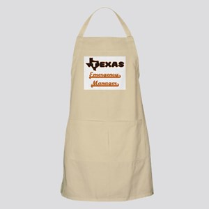 Texas Emergency Manager Apron