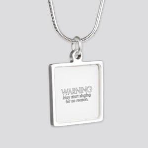 Warning: May start singing for no reason Necklaces