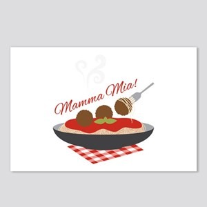 Mamma Mia Postcards (Package of 8)