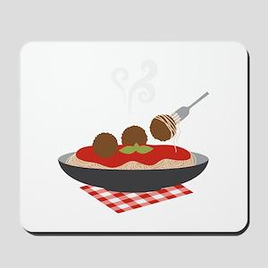 Spaghetti Mousepad