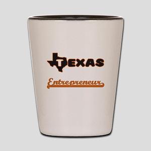 Texas Entrepreneur Shot Glass