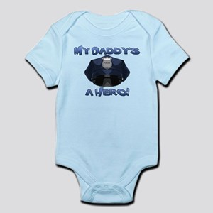 My Daddy's a Hero! - Police Body Suit