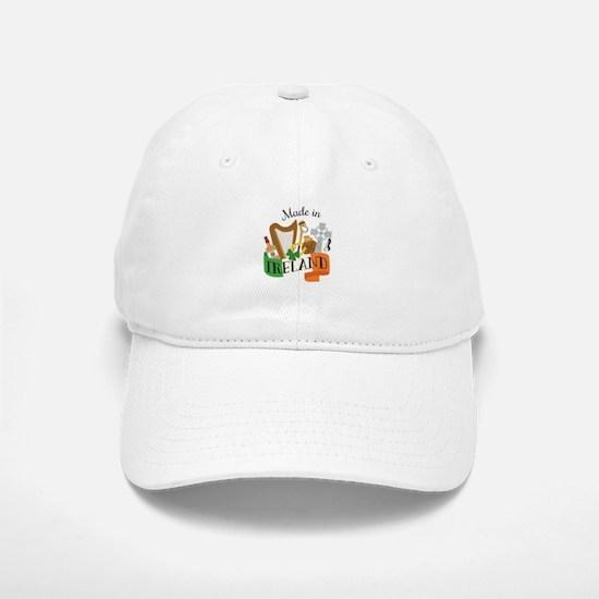Made In Ireland Baseball Baseball Baseball Cap