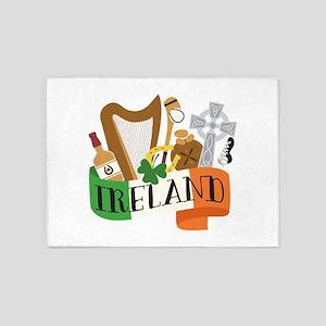 IRELAND 5'x7'Area Rug