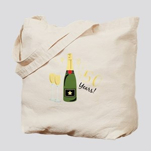 50 Years Tote Bag