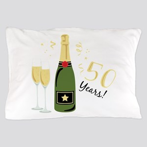 50 Years Pillow Case