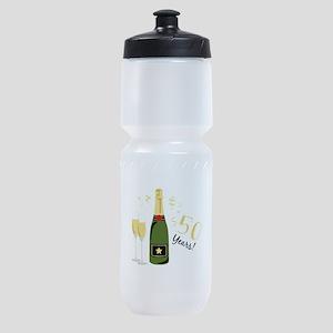 50 Years Sports Bottle