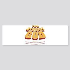 Armour of God Bumper Sticker